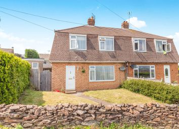 Thumbnail 3 bed semi-detached house for sale in Severn Road, Portishead, Bristol