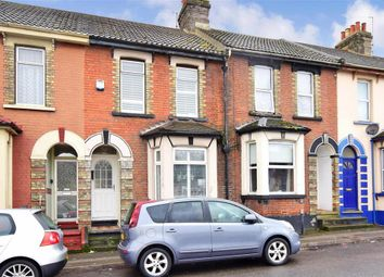 Thumbnail 3 bed terraced house for sale in Gravesend Road, Strood, Rochester, Kent