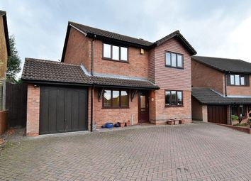 Thumbnail 4 bed detached house for sale in Birch Close, Bournville, Birmingham