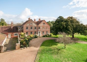 Thumbnail 8 bed country house for sale in Manor Road, Hayling Island