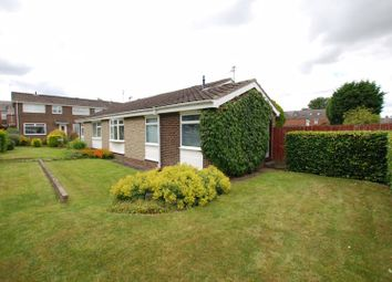 Thumbnail 3 bed semi-detached bungalow for sale in Melness Road, Hazlerigg, Newcastle Upon Tyne