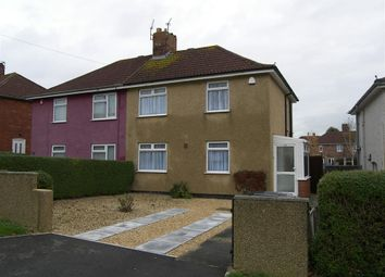 Thumbnail 3 bed semi-detached house to rent in Broadfield Road, Knowle, Bristol