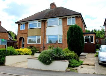Thumbnail 4 bed semi-detached house for sale in Langley Crescent, St Albans, Hertfordshire
