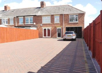 Thumbnail 4 bed semi-detached house for sale in Park Road, Lynemouth, Morpeth