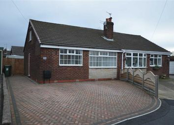 Thumbnail 2 bed bungalow to rent in Coniston Close, Denton, Manchester, Greater Manchester