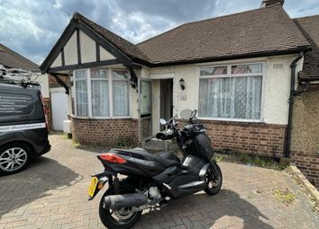 Thumbnail Semi-detached bungalow for sale in Rushden Gardens, Ilford