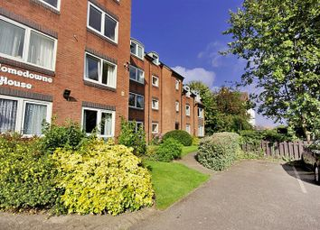 Thumbnail 1 bed flat for sale in Homedowne House, Gosforth