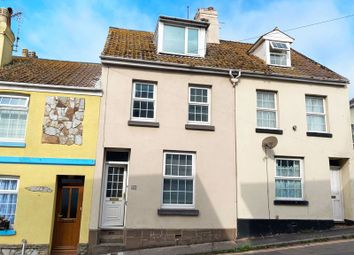 Thumbnail 3 bed terraced house for sale in Parson Street, Teignmouth