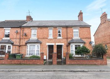 Thumbnail 3 bed end terrace house for sale in Kings Road, Evesham, Worcestershire