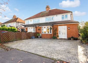 Thumbnail 4 bed semi-detached house for sale in Manor Road, Windsor, Berkshire
