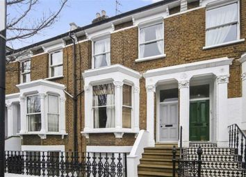 Thumbnail 1 bed flat for sale in Railway Cottages, Sulgrave Road, London