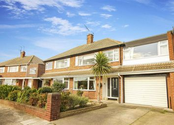 Thumbnail 4 bed semi-detached house for sale in Longridge Drive, Whitley Bay
