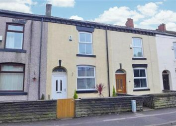 Thumbnail 2 bedroom terraced house for sale in Queens Park Road, Heywood, Lancashire