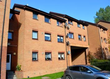 Thumbnail 2 bed flat for sale in Old Mill Court, Hardgate, Clydebank