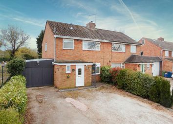 Thumbnail 3 bed semi-detached house for sale in Walton, Eccleshall, Stafford