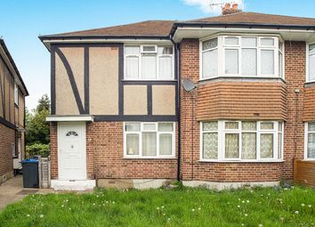 Thumbnail 2 bed flat for sale in Lawn Close, New Malden