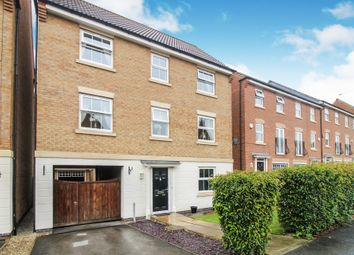 Thumbnail 4 bed detached house for sale in Conisborough Way, Hemsworth, Pontefract