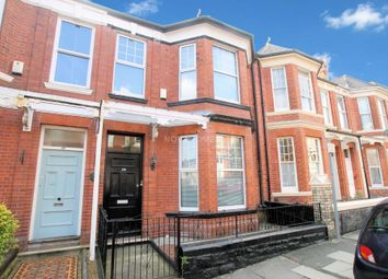 Thumbnail 4 bed terraced house for sale in Hillside Avenue, Mutley
