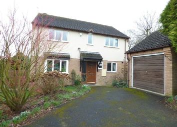 Thumbnail 4 bed detached house for sale in Chase Road, Upper Welland, Malvern