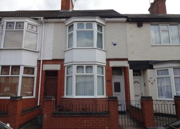 Thumbnail 3 bed terraced house for sale in Freeman Road North, Leicester, Leicestershire