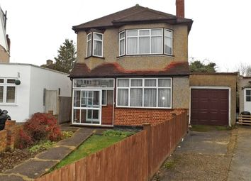 Thumbnail 3 bed detached house for sale in Wydell Close, Morden, Surrey