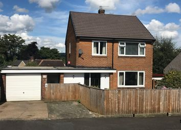 Thumbnail 3 bed detached house for sale in Pontey Drive, Waterloo, Huddersfield