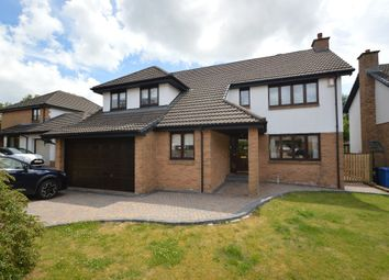 Thumbnail 5 bed detached house for sale in Langmuir Avenue, Perceton, Irvine, North Ayrshire