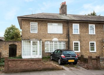 Thumbnail 3 bedroom terraced house for sale in Spindrift Avenue, Isle Of Dogs, London