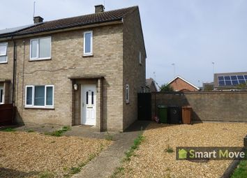 Thumbnail 3 bed end terrace house to rent in Avon Court, Peterborough, Cambridgeshire.
