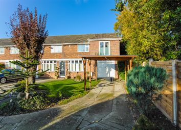 Thumbnail 4 bedroom end terrace house for sale in Knights Close, Windsor