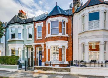 Thumbnail 2 bed flat for sale in Tregarvon Road, Battersea, London