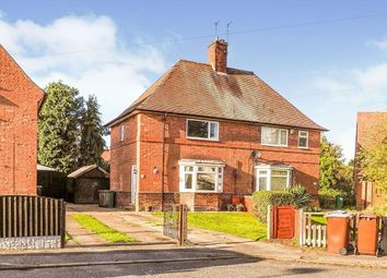 Thumbnail 3 bed semi-detached house to rent in Abingdon Square, Nottingham