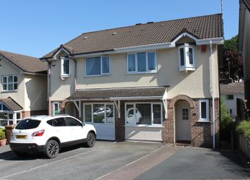 Thumbnail 4 bed semi-detached house for sale in Bramble Close, Higher Compton, Plymouth
