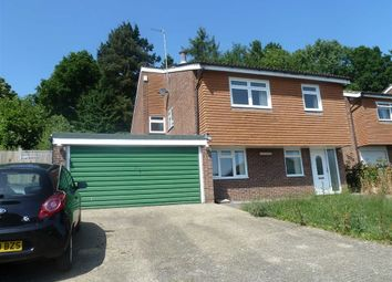 Thumbnail 3 bedroom detached house to rent in Rochester Way, Crowborough