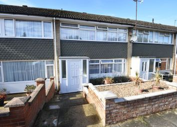 Thumbnail 3 bed terraced house for sale in Porlock Drive, Luton