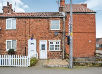 Thumbnail 2 bed terraced house to rent in Barrow Road, Barton-Upon-Humber