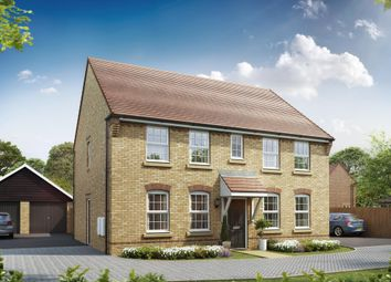 "Thumbnail 4 bed detached house for sale in ""Chelworth"" at Aspen Gardens, Hook"