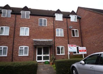 Thumbnail 2 bed flat to rent in Saffron Close, Newbury