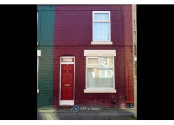 Thumbnail 2 bed terraced house to rent in Ismay Street, Liverpool