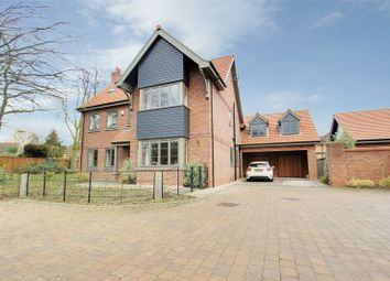 Thumbnail 6 bed detached house for sale in The Haven, Walkington, Beverley