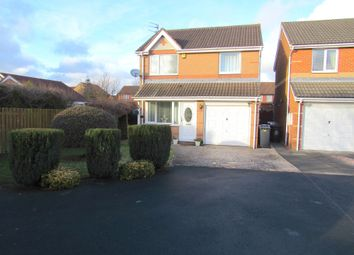 Thumbnail 3 bed detached house for sale in Primrose Close, Annitsford, Cramlington