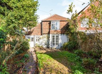 Thumbnail 2 bed end terrace house for sale in High Street, Upper Beeding, Steyning, West Sussex