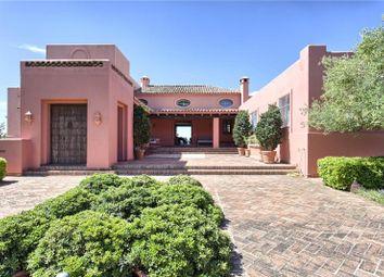 Thumbnail 5 bed detached house for sale in Front Line Golf Villa, Benahavís, Málaga