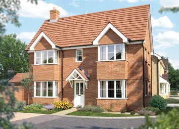 "Thumbnail 3 bed detached house for sale in ""The Sheringham"" at Ongar"