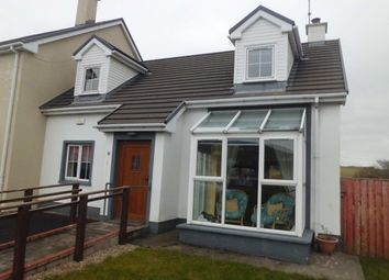 Thumbnail 3 bed semi-detached house for sale in 9 Beach Park, Downings, Donegal