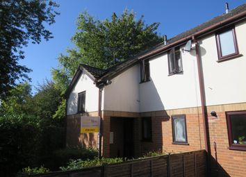 Thumbnail 1 bed flat to rent in Woodpecker Way, Northampton
