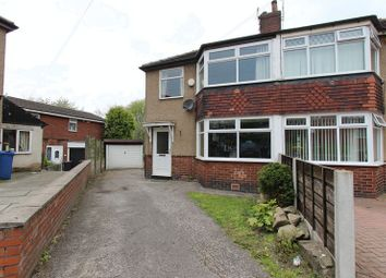 Thumbnail 3 bed semi-detached house for sale in Rossall Avenue, Radcliffe, Manchester