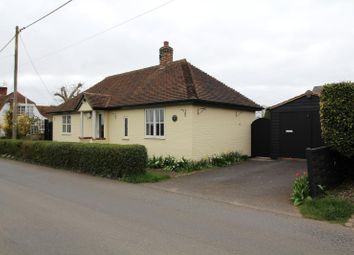 Thumbnail 2 bed detached bungalow for sale in Barrack Lane, Great Waltham, Chelmsford, Essex