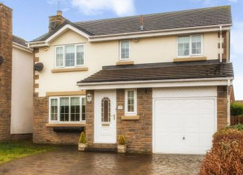 Thumbnail 4 bed detached house for sale in Blueburn Drive, Killingworth, Newcastle Upon Tyne