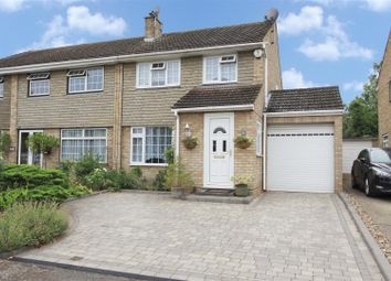 Thumbnail 3 bed semi-detached house for sale in Stowe Crescent, Ruislip